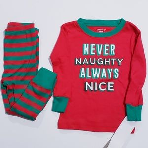 🆕️ Baby Boy Christmas Pajama Size 18 Months